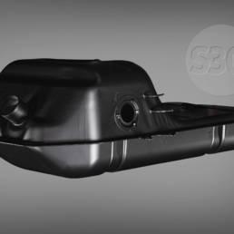 Datsun 240Z fuel tank