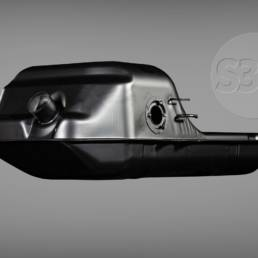 Datsun 240Z fuel tank - right side