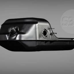 Datsun 240Z fuel tank - right side