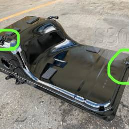 Datsun 240Z fuel tank - vents