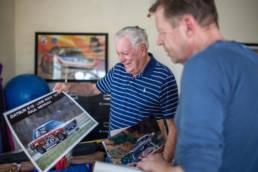 Datsun rally history