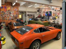 Datsun 240Z history in the USA